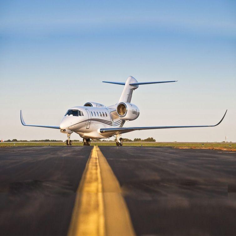Charter Aircrafts
